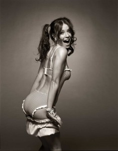 Evangeline Lilly Nude