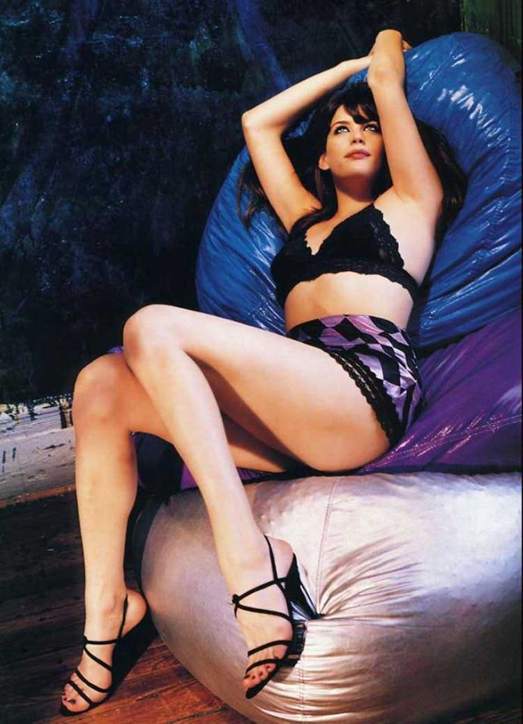 The Sexy Liv Tyler