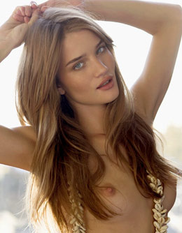 Rosie Huntington nude
